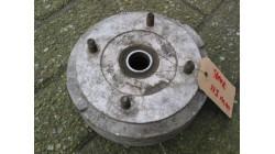 Brake drum rear Pitch 115 mm