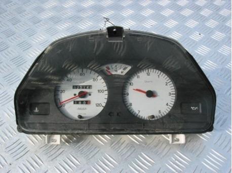 Dashboard Microcar Virgo