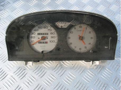 Dashboard clock Aixam