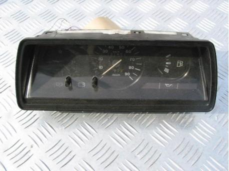 Dashboard clock Erad Spacia / Agora