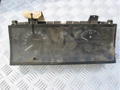 Dashboard clock, Microcar Lyra / newstreet
