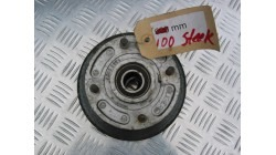 Brake disc with hub pitch 100 mm