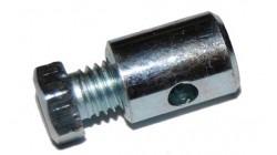 Kabel-Klemme Gaszug brommobiel