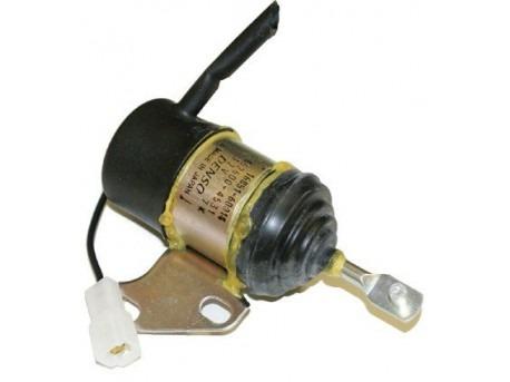 Brandstofafsluiter (stop solenoid) Kubota