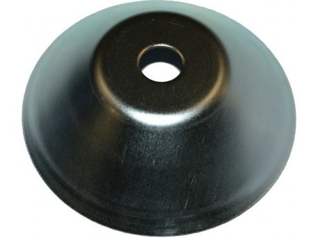 Cover motor coupling fixing