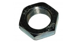 Nut motor coupling fixing