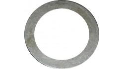 Spacer 0,5 mm motorkoppeling