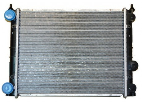 Microcar MGO radiateur