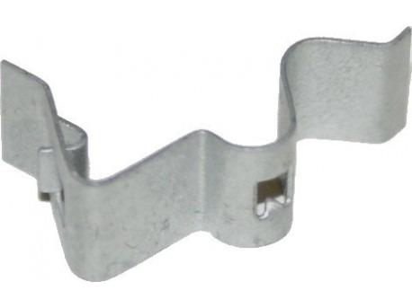 Attachment clip control cable heater