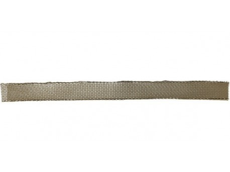 Silver rear bumper mesh Chatenet baroorder / Speedino