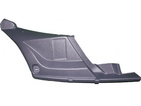 Indoor rental stage led screen left engine compartment Aixam A721 / A741 / Crossline / Scouty 2005 t/m 2007