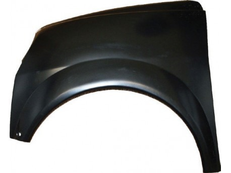 Front wing left imitation Aixam A721 / A741/ Crossline / Scouty 2005 t/m 2007