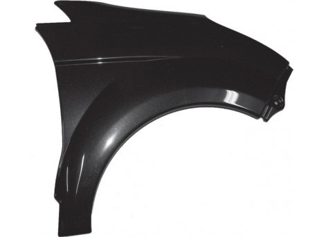Front wing right imitation Aixam Crossline / City / Crossover / GTO / Couep models 2010