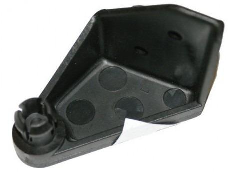 Bonnet hinge right hand Aixam A721 / A741 / Crossline / City / Scouty R / Roadline / Minauto