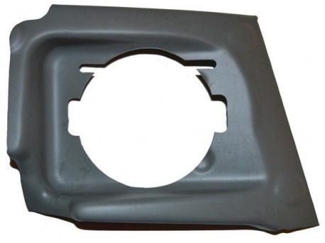 Mistlamp houder rechts voorbumper Aixam A721 / A741 / Crossline / Scouty