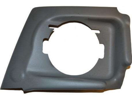 Mistlamp houder links voorbumper Aixam A721 / A741 / Crossline / Scouty / Roadline
