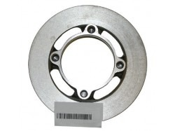 Brake disc, Microcar MC1 / MC2 front 170 mm original