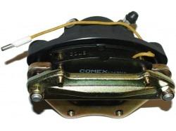 Remklauw voorzijde Microcar Virgo