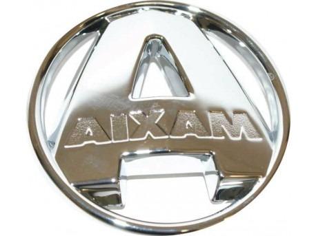 Logo Aixam Chroom