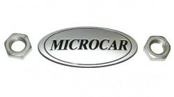 Logo Microcar MC1 / MC2 / Virgo / Lyra / Newstreet