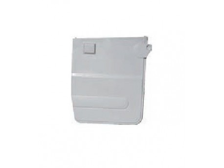 Deurpaneel buitenzijde links polyester Aixam Mega 2e model