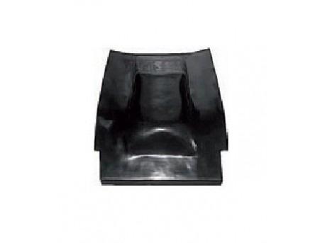 Beschermplaat motor onderzijde Aixam 400 / 500