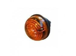 Oranje Knipperlicht Aixam 400 klein model (diamater: 7 cm)