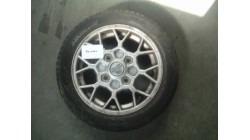 Velg ( Aluminium) met band 145/60/R13 Aixam 500