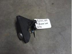 Deurslot met sleutel links Aixam 500 / 500 Evo