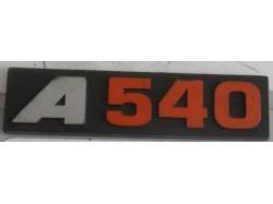 Aixam 540 Logo
