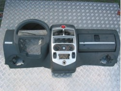 Dashboard Aixam A741