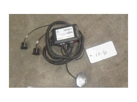 Achteruitrijsensoren Microcar MGO