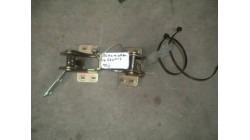 Scharnieren set linker portier Microcar MC1 & MC2