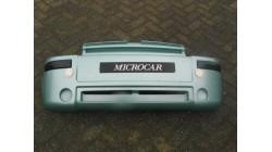 Front bumper light green Microcar MC1 & MC2