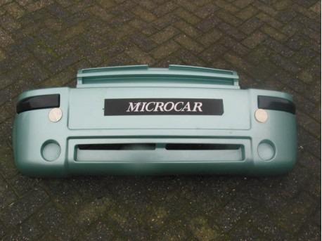 Front bumper dark blue / purple Microcar MC2