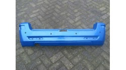 Achterbumper lichtblauw Microcar MC1 & MC2